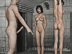 Eulalia's punishment by 3D..