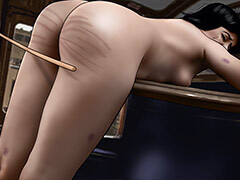 tied together legs