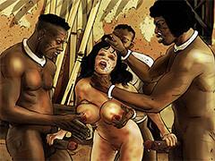 slaves anus queens