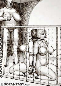 The lesbian wing of the prison was always busy pic 2