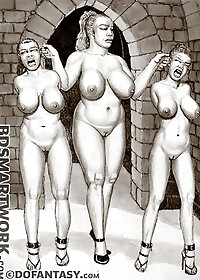 The lesbian wing of the prison was always busy pic 3
