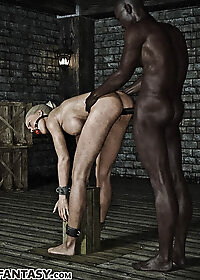 Darnell let out a groan of unbridled lust as he pushed his way deeper inside her pic 2
