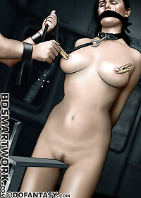 Each exercise was chosen specifically to display her body in the most humiliating of ways pic 1