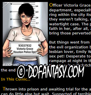 Victoria thinks things are bad when she's confronted by the queen bee of the prison system